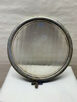 1928-1929 Original Ford Model A Glass Fluted Headlight Lens & Ring Rat Hot Rod