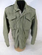 post-Vietnam US Army M65 OG-107 Combat Field Coat Jacket - Size Sm/Reg - NICE #1