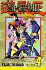 Yu-Gi-Oh! Vol. 4, Takahashi, Kazuki, 1591161851, Book, Good
