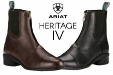 (P)Ariat Ladies Heritage IV Zip Paddock Boot