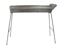 Barbecue Griglia Focone Cuoci Arrosticini Spiedini 80 in Ferro