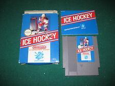 Ice Hockey (Nintendo NES, 1988) Complete