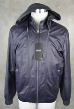 HUGO BOSS Kangaroo Leather Jacket Aukin L 50