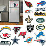 NFL Pick Your Team 32 Teams 3-D Foam Magnet Home Office Bar Decor - Made in USA