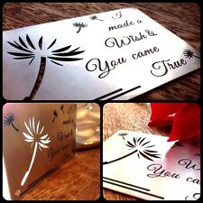 Valentines Gifts for Him Son Husband Boyfriend Wife Presents Mens Engrave C1