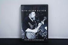 Scuola di Blues con Glenn Kaiser- Volume II: Electric Blues- DVD