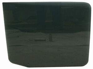 2006-2010 Hummer H3 Rear Right RH Window Glass New OEM Tinted 15094404