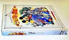 "Rare 2004 1St Edition ""Poping Around Walt Disney World� Magical Pop-Up Book Mint"