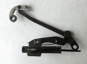 Genuine MINI O/S Driver Roof Locking Hook (Late) - R52 Convertible - 7174763