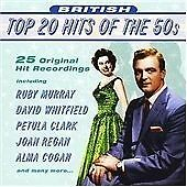 Various Artists - British Top 20 Hits of the 50s (2006)