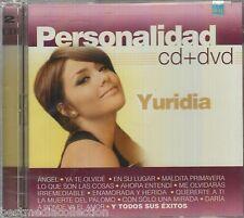 CD / DVD Yuridia CD Personalidad 19 Tracks & 17 Videos BRAND NEW