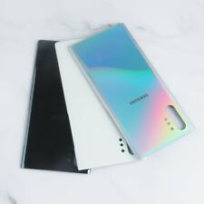 For Samsung S10 Plus + Replacement Back Glass Battery Cover - All Colors