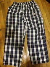 Milwaukee Brewers - Adult Mens Pajama Lounge Pants Size Medium - 100% Cotton MLB