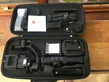 Zhiyun Crane 2 Handheld Crane Gimbal Stabilizer - used once, complete in box