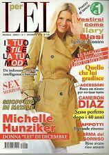 Per Lei 2013 1.Michelle Hunziker,Monica Bellucci,Nicole Kidman-Grace Kelly