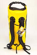 Ortlieb X-Plorer Rucksack Backpack M-35L Yellow/Black, Waterproof