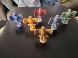 Wade Figurines (6) Parrots