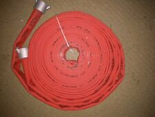 NEW! Fire Hose Crusader Cavalier 38mm X 3m With Wajax Forestry Fittings
