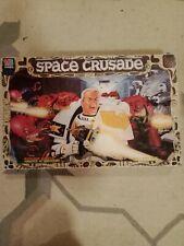 Space Crusade Board Game 1990, MB Games, Vintage  - VERY RARE