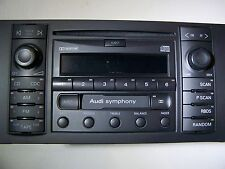 1998-2001 Audi A6 S6 Symphony BOSE Radio Tape & CD Player OEM Avant Allroad