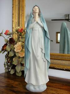 Statue Heilige Maria Mutter Gottes 41,5 cm Heiligenfigur Madonna Skulptur Figur
