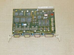 Siemens Sinumerik Interface Card 6FX1121-4BA02 Used