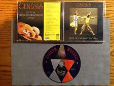 GENESIS - TALES OF ORDINARY MADNESS 1996 1PR RARE! PETER GABRIEL PHIL COLLINS