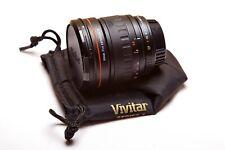 "+NEAR MIN VIVITAR 85mm F1.4 Series 1 Aspherical (IF)-""А""-PENTAX K Mount Lens++++"