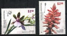 ARGENTINA 2011 FLORA,FLOWERS ORCHIDS YV 2923-4 MNH