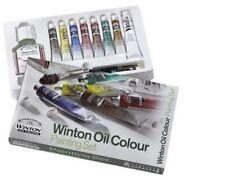 Winsor & Newton Winton Oil Colour Painting Set #1490627