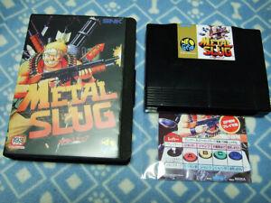 NEO GEO AES ROM Metal Slug MVS Convert