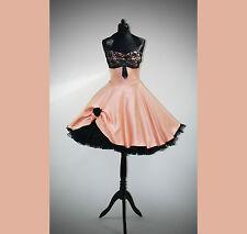 Abendkleid Abiballkleid Konfirmationskleid Petticoatkleid Brautjunfernkleider