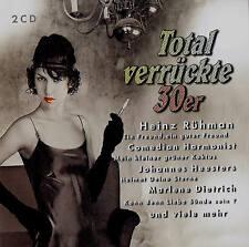 TOTAL MATTO Anni '30 2 CD-Box 78rpm Musica 40 Tracce Reflex Media 2008