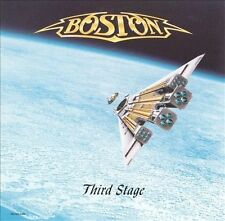 Third Stage by Boston (CD, 1986, MCA) *disc and booklet only*