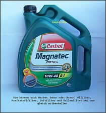 *aus Berlin Motoröl CASTROL MAGNATEC DIESEL 10W-40 5L 10W40