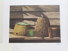 """Bob Timberlake """"Studio Beehives"""" S/N reduced price"""