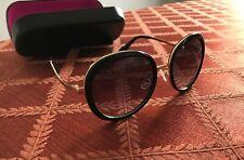 NEW Diane Von Furstenberg Black Frame