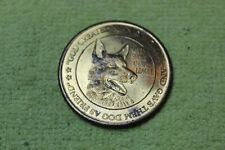 TOKEN-MEDAL-CAT-DOG-NORTH SHORE ANIMAL LEAGUE