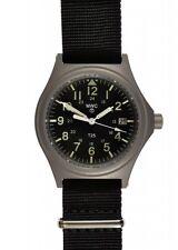 MWC G10 12/24 100m GTLS híbrido de Titanio Nuevo Reloj de tritio militar Caja