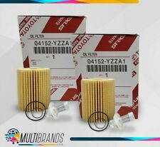Toyota Oil Filter 04152-Yzza1 Pack of 2 - Same Day Shipping