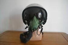 Original Air Force Su-30MKK Heavy Fighter Pilots Flight Helmet,Oxygen Mask 9925G