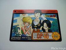 Carte originale Dragon Ball Z Carddass DP N°7 - 653 / Version Française