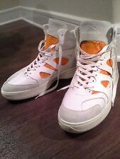 Mens Puma Alexander McQueen Move Mid White  Men's Sneakers Size 10