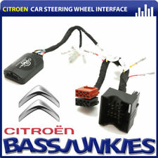 Connects2 Steering Wheel Interfaces for C3 Car Radio
