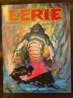 Eerie Archives Volume 3, Warren, Dark Horse, hardcover Frank Frazetta +