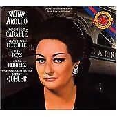 Caballe; Cecchele; Pons; Lebherz; Verdi: Aroldo 2 x CD Boxset