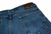16730-a Double RL RRL Ralph Lauren Polo Jeans Button Fly Size 34 x 32 Mens