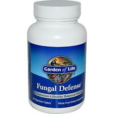 Fungal Defence - 84 Veggie Caplets by Garden of Life - for a Healthy Gut