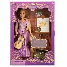 Authentic US Disney Store Rapunzel Deluxe Singing Doll NIB! Tangled