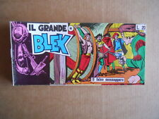 IL GRANDE BLEK Serie III n°8 ed. Dardo - RISTAMPA ANASTATICA [G238-3]